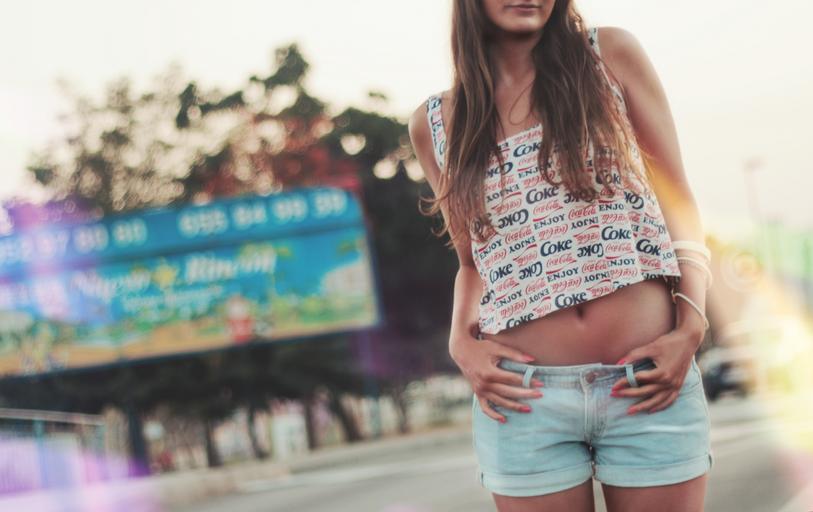 Stylový obleček na léto